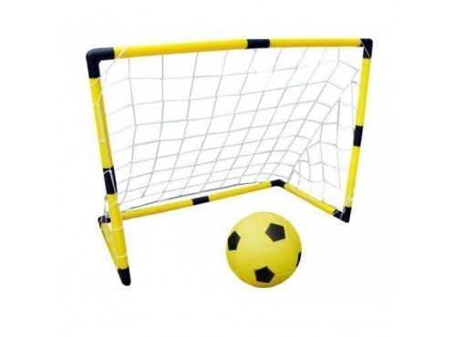 High Quality Kids Inflatable Football and Goal Set