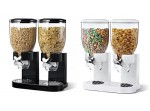 Double Cereal & Dry Food Dispenser