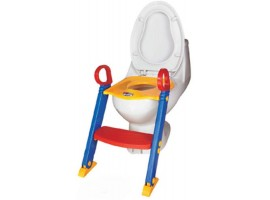 Kids Potty Training Ladder Toilet Seat