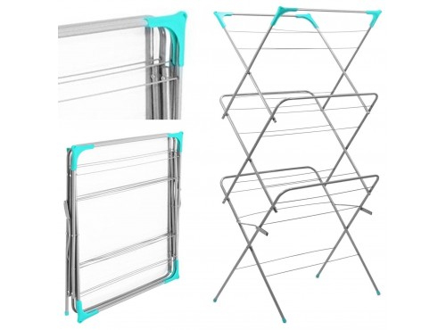 3 Tier Clothes Airer Laundry Dryer