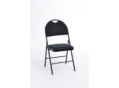 Deluxe Quality Faux Padded Chair