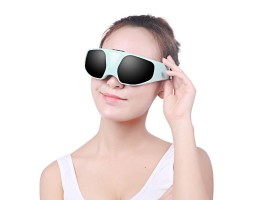 Electronic Eye Care Magnetic Massager Glasses