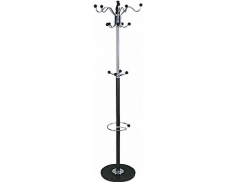 Marble Base Coat Stand with Metal Hook