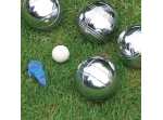 Deluxe Quality Steel French Boules Garden Game Set