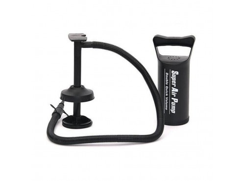 Double Quick Super Inflation Hand Pump Air Hammer