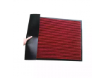 Heavy Duty Non Slip Anti Skid Mat For Kitchen Hall Doorstep And Bathroom 75x45cm (Red /Dark Red)